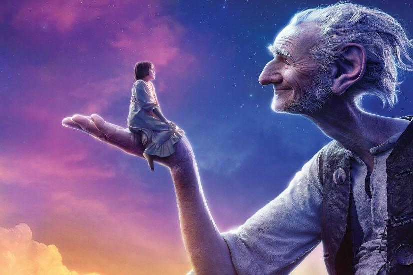 The BFG 2016 Movie