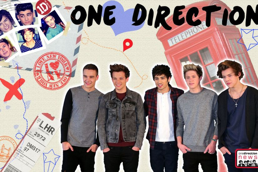 One Direction Wallpaper Background.