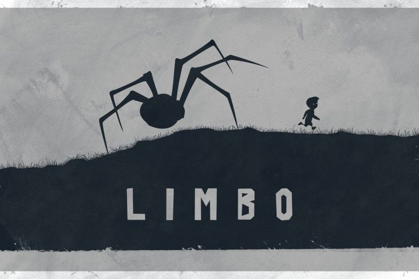 video Games, Minimalism, Limbo, Spider Wallpapers HD / Desktop and Mobile  Backgrounds