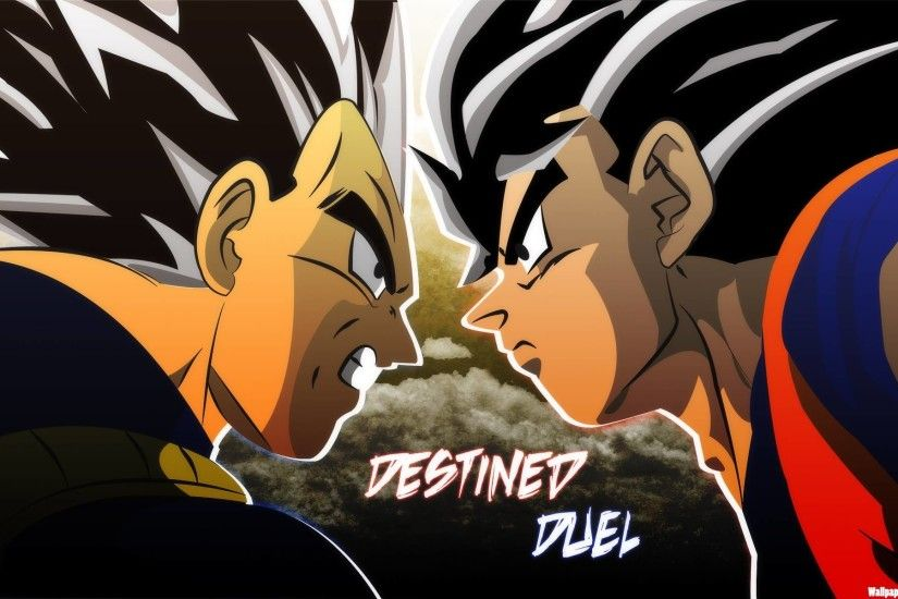 1920x1200 Goku vs Vegeta Wallpaper - Dragon Ball Z Wallpaper (35965661) -  Fanpop