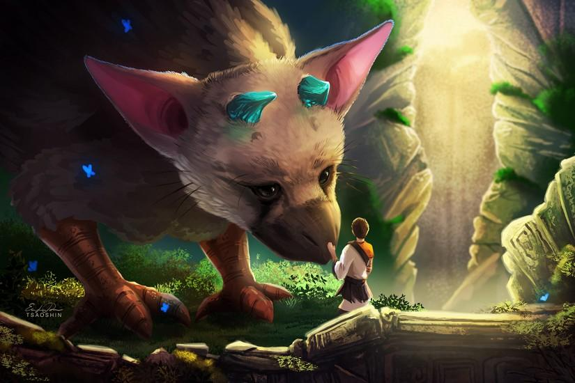 HD Wallpaper | Background ID:781507. 2400x1600 Video Game The Last Guardian