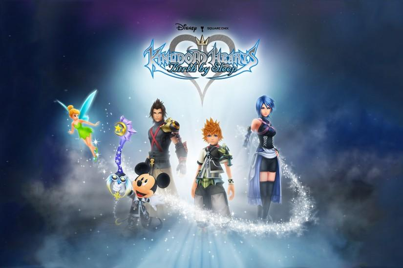 Kingdom Hearts Wallpaper 1920x1080 Kingdom, Hearts, Mickey, Mouse