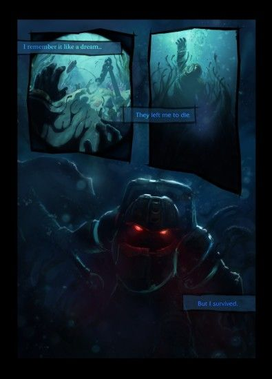 Image - Nautilus Comic.jpg | League of Legends Wiki | FANDOM powered by  Wikia