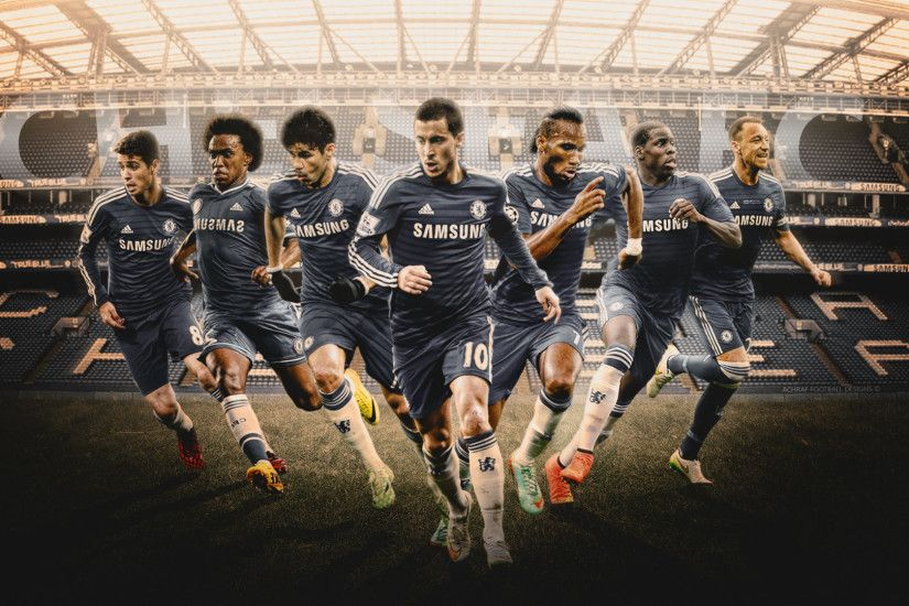 Chelsea FC Wallpapers HD.