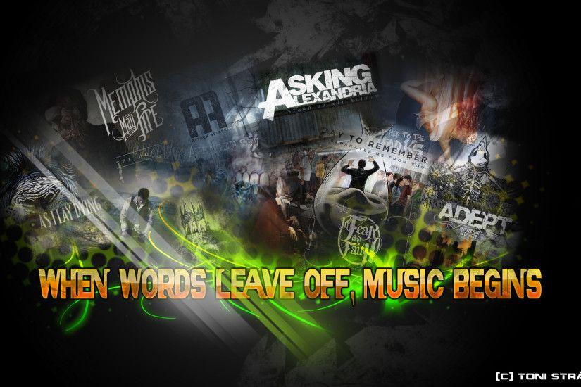 ... asking alexandria wallpaper desktop wallskid ...