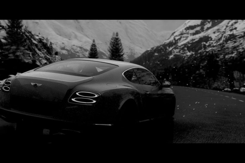 Driveclub, Car, Rain, Bentley Wallpapers HD / Desktop and Mobile Backgrounds