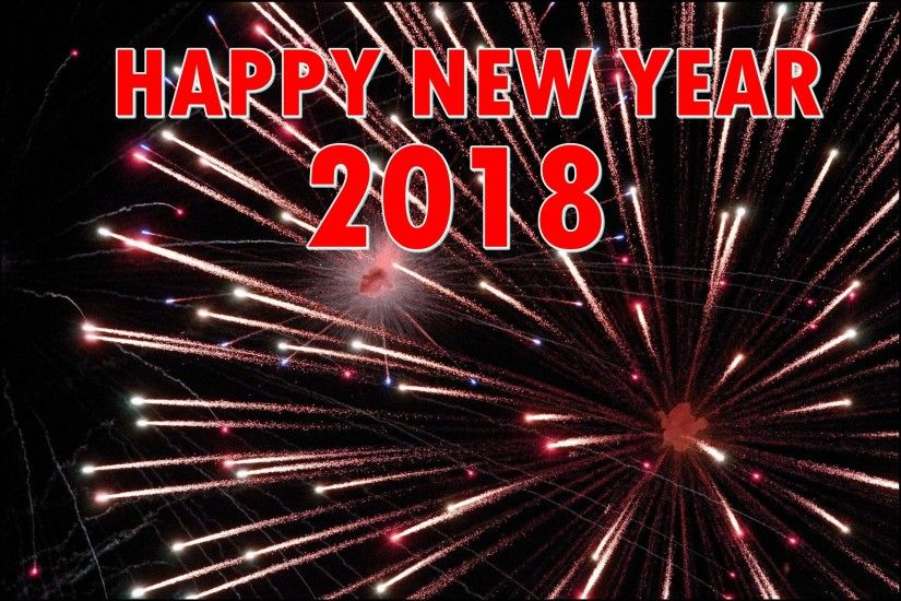 happy new year 2018 free wallpapers