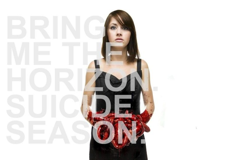"Bring Me The Horizon - ""Suicide Season"" (Full Album ..."