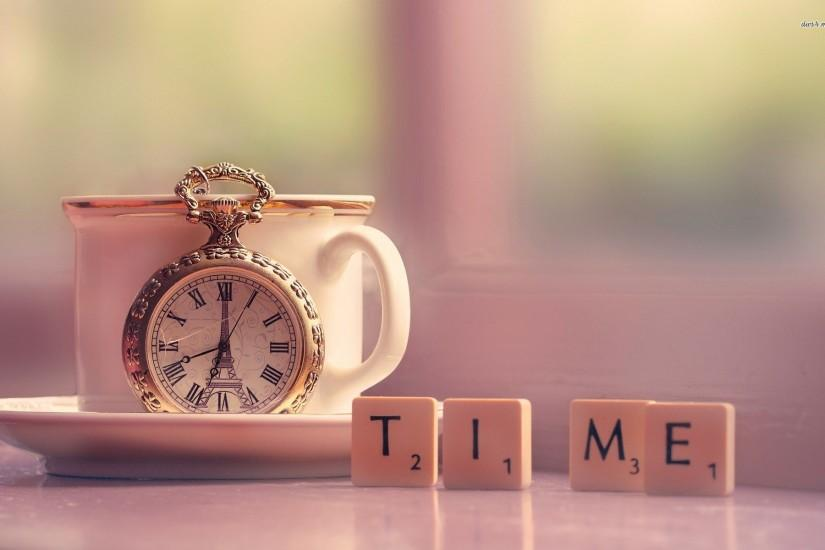 Time Wallpaper 822792