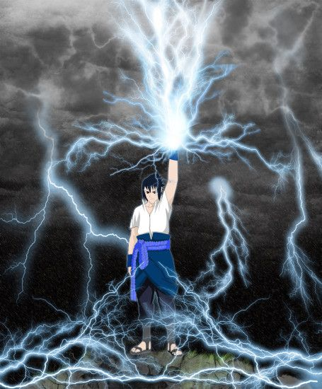 SASUKE ATTACK by hugziNdot7 SASUKE ATTACK by hugziNdot7