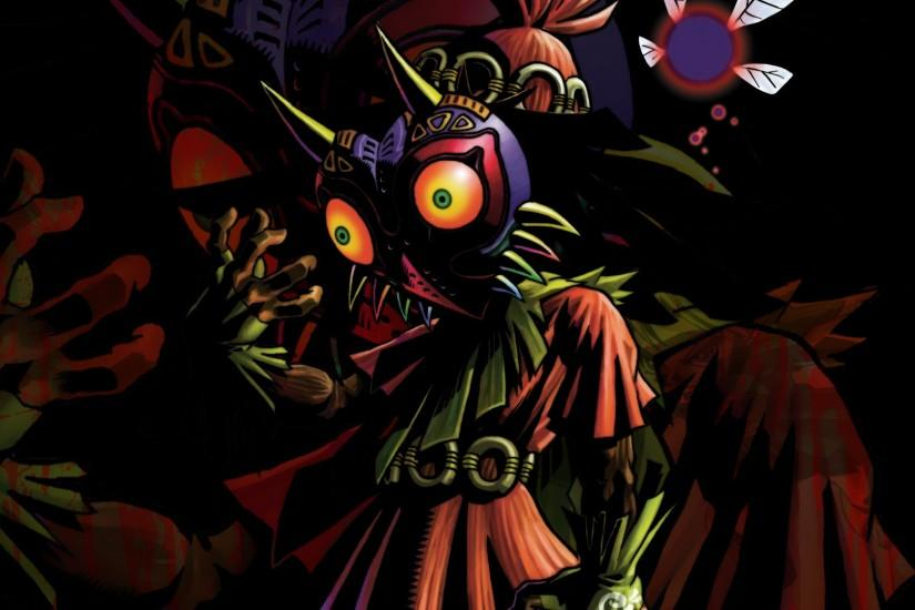 majoras mask wallpaper 183�� download free beautiful