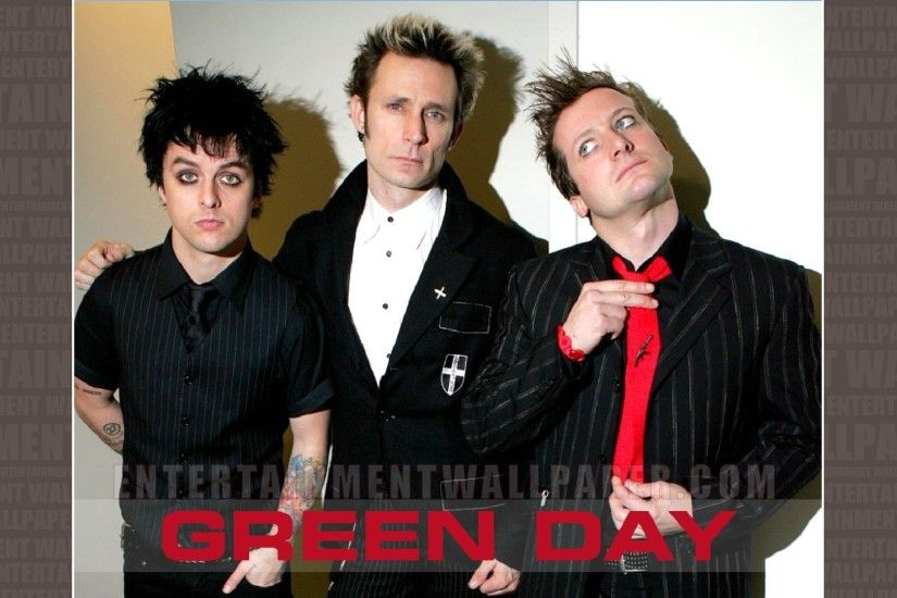 Green Day Wallpaper - Original size, download now.
