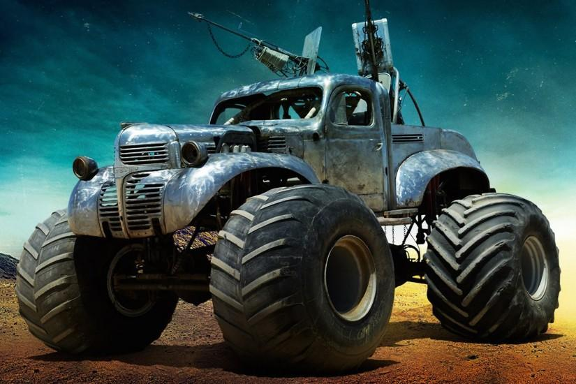 big-foot-from-mad-max-fury-road Wallpaper: 1920x1080