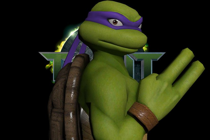 TMNT - Donatello Wallpaper by SilverMoonCrystal TMNT - Donatello Wallpaper  by SilverMoonCrystal