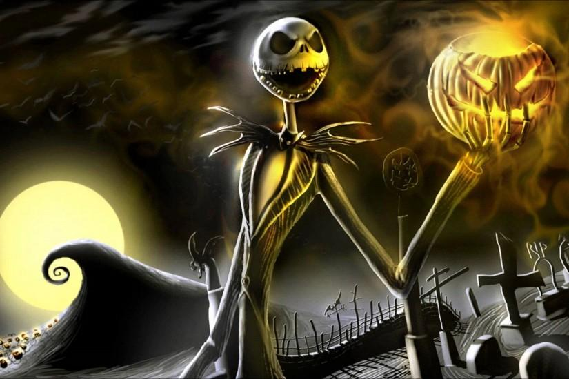 nightmare before christmas wallpaper 1920x1080 for tablet