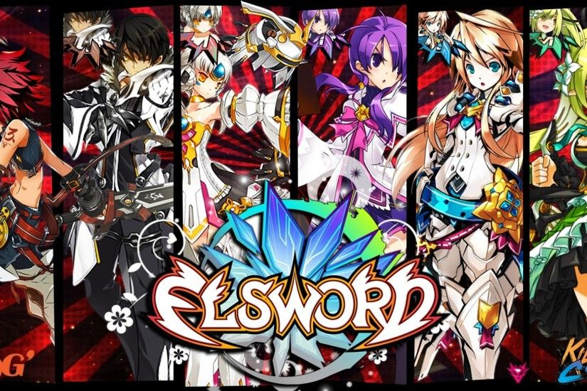 Download Wallpaper · Back. eve elsword aisha raven ...