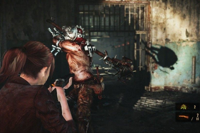 Nice Images Collection: Resident Evil: Revelations 2 Desktop Wallpapers