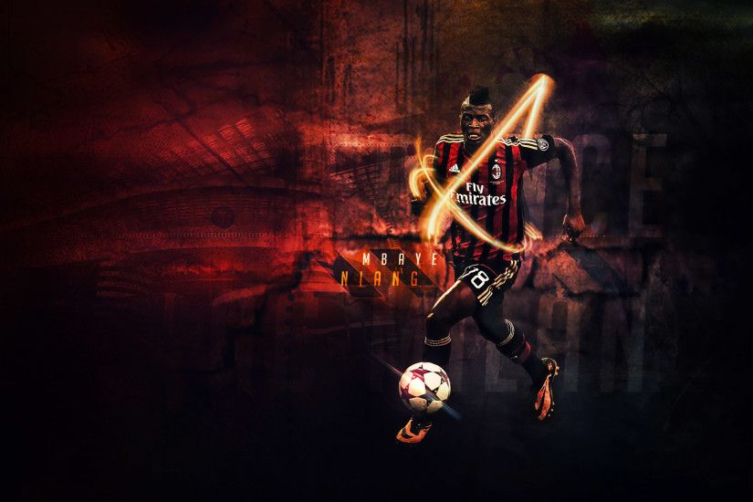 AC Milan by drifter765; Stephan El Shaarawy wallpaper ...