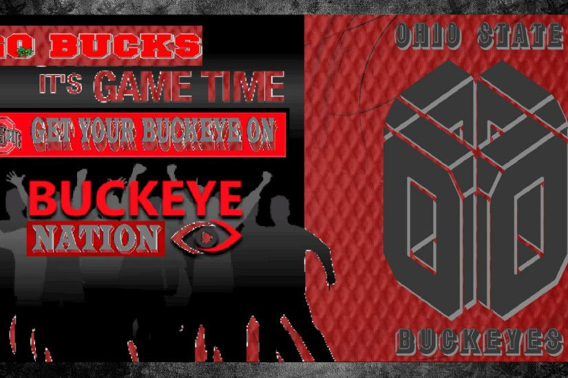 Ohio State Buckeyes images go bucks it's game time HD wallpaper and  background photos