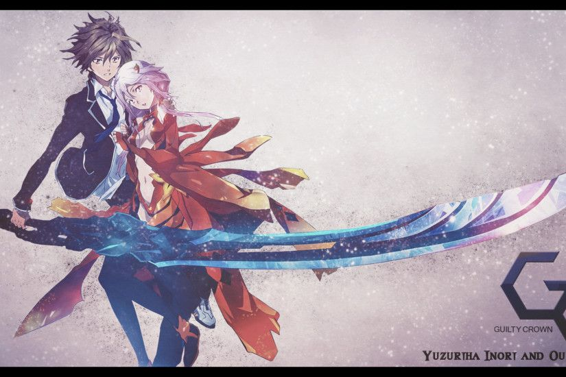... Guilty Crown - Shu and Inori Wallpaper by eaZyHD