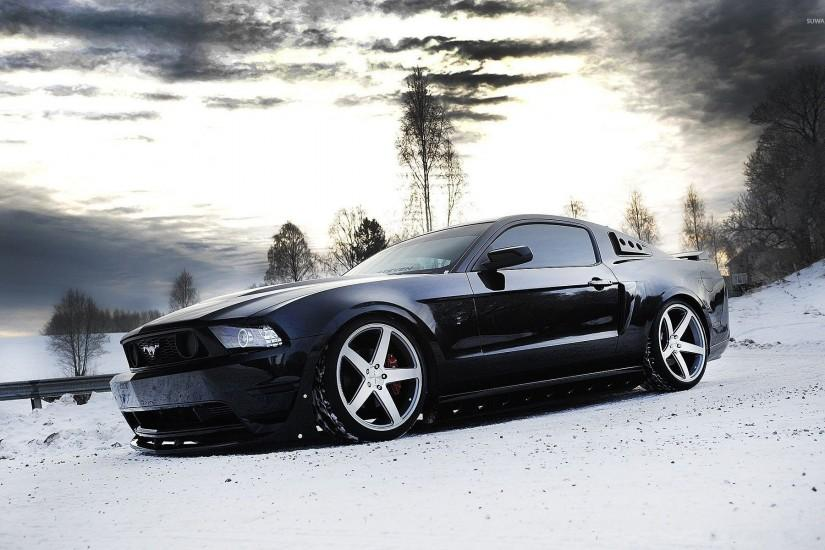 Ford Mustang [3] wallpaper