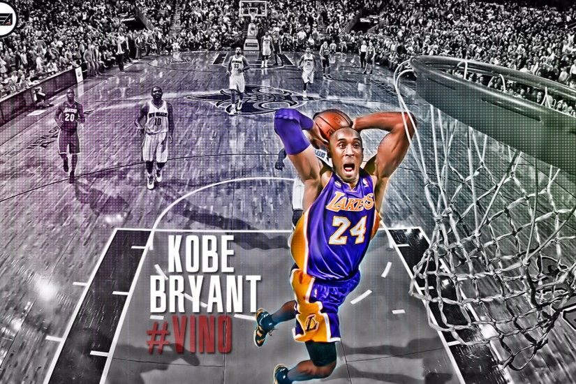 Above the Rim 2016 Kobe Bryant 4K Wallpapers