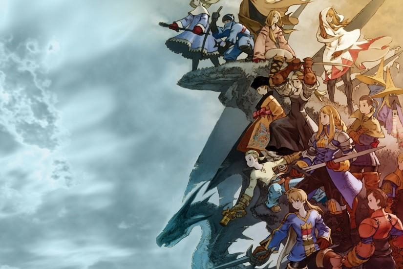 1920x1080 Final Fantasy Tactics