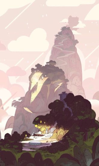cartoon network pink backgrounds SU aesthetic phone wallpaper Rebecca Sugar  steven universe iPhone Wallpaper phone