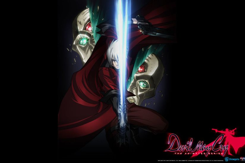 Tags: Anime, Devil May Cry, Dante (Devil May Cry), Wallpaper