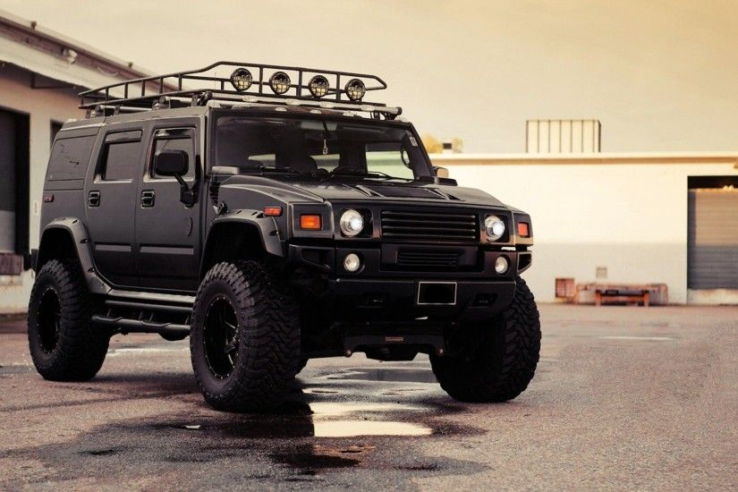 Gallery of Hummer H2 2017 wallpapers