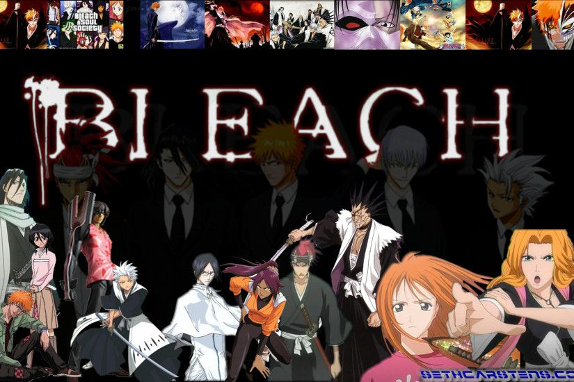 Bleach Background - Auther: Carstens