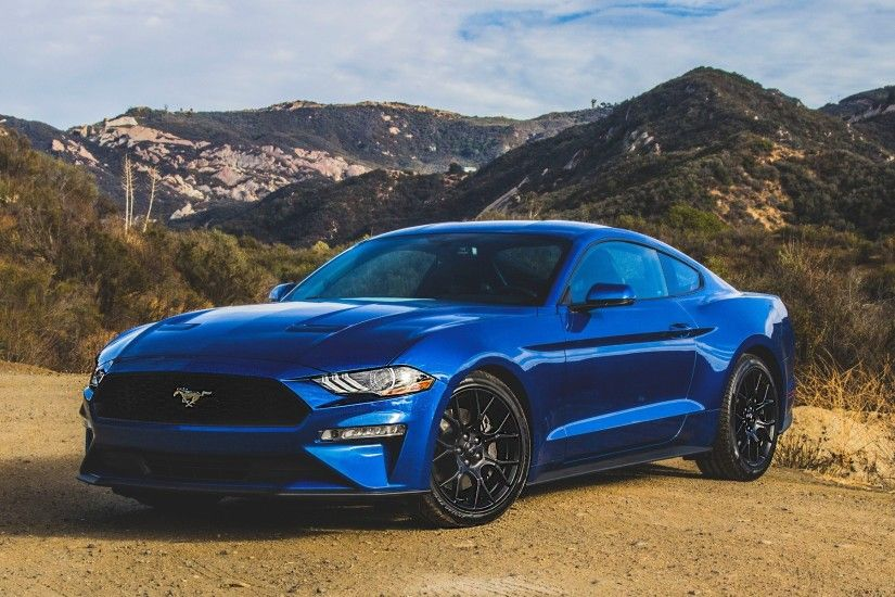 2018 Ford Mustang: Preparing for the Future