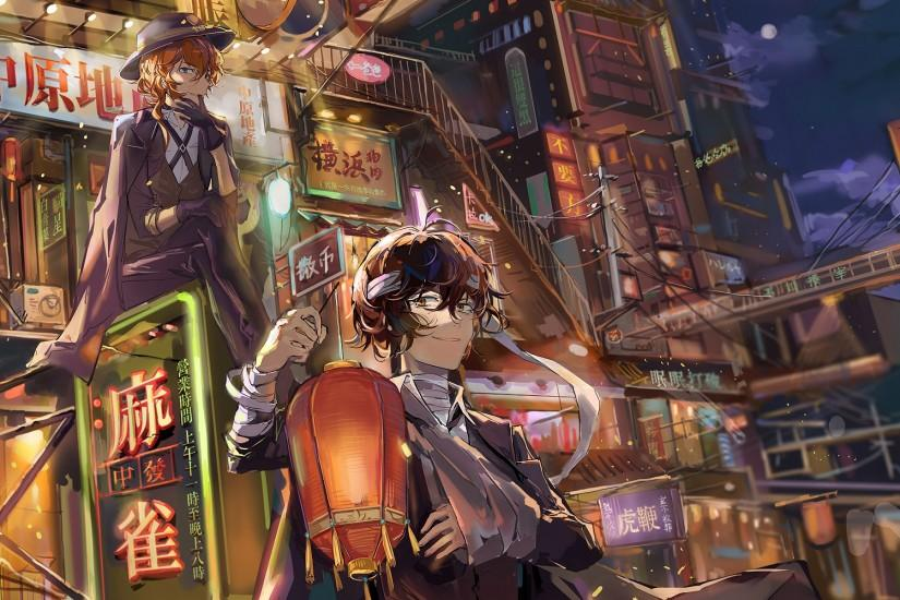 Bungou Stray Dogs Wallpaper Download Free Amazing High