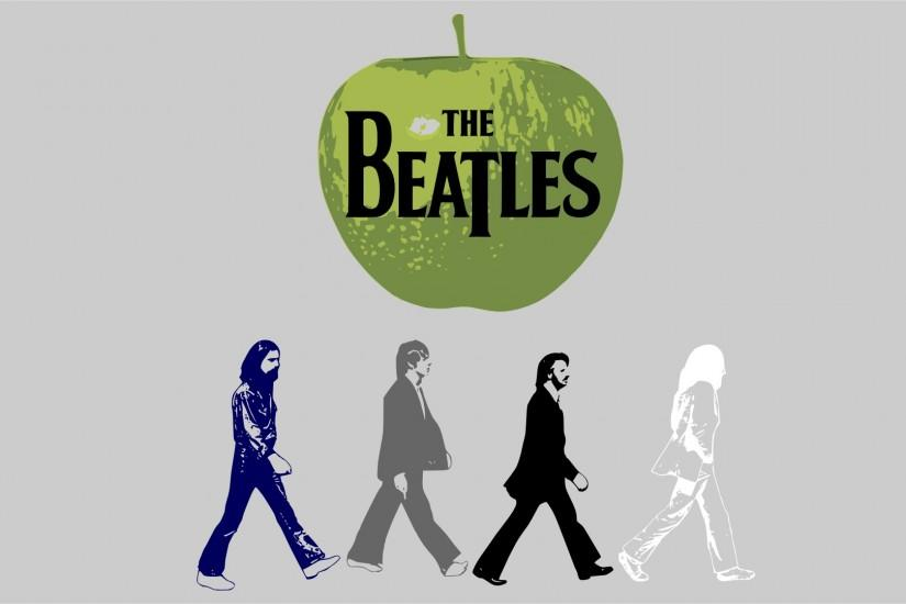 Minimalist Beatles Wallpaper I Made ...