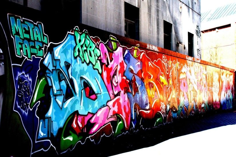 Artistic - Graffiti Wallpaper