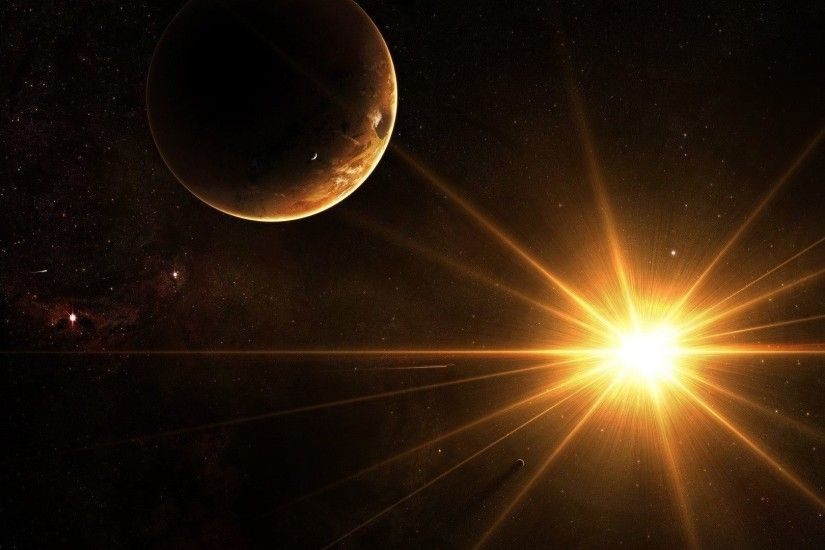 Space - Outer Space Stars Planets Pictures Nature Scenery for HD 16:9 High  Definition