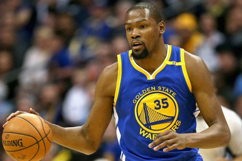 Warriors' Kevin Durant has MRI on knee injured in homecoming vs. Wizards