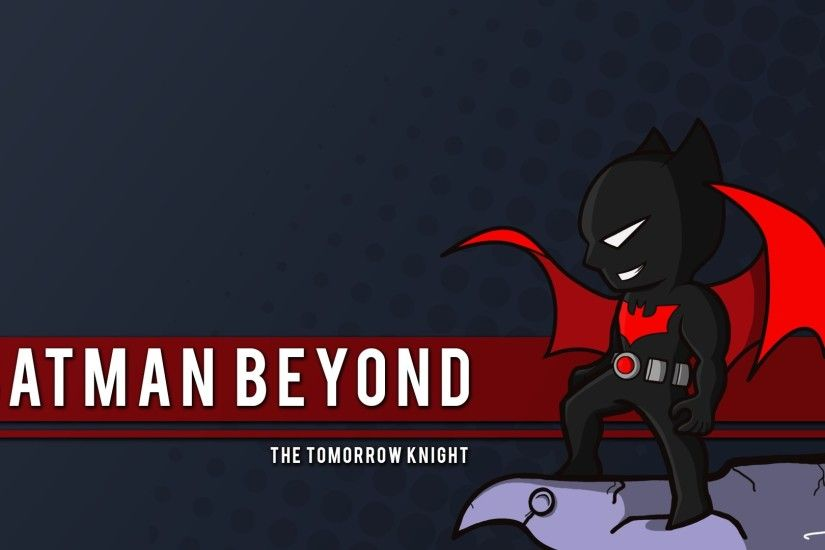 #1503008, batman beyond category - Widescreen Wallpapers: batman beyond  picture