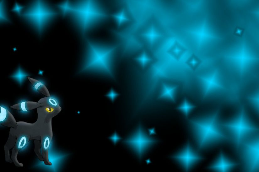 Umbreon Wallpaper by Trikk117 Umbreon Wallpaper by Trikk117