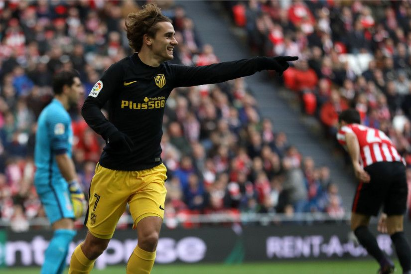 WATCH: Atletico Madrid's Antoine Griezmann scores superb goal