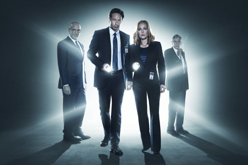HD Wallpaper | Background ID:675798. 3840x2160 TV Show The X-Files. 5 Like.  Favorite