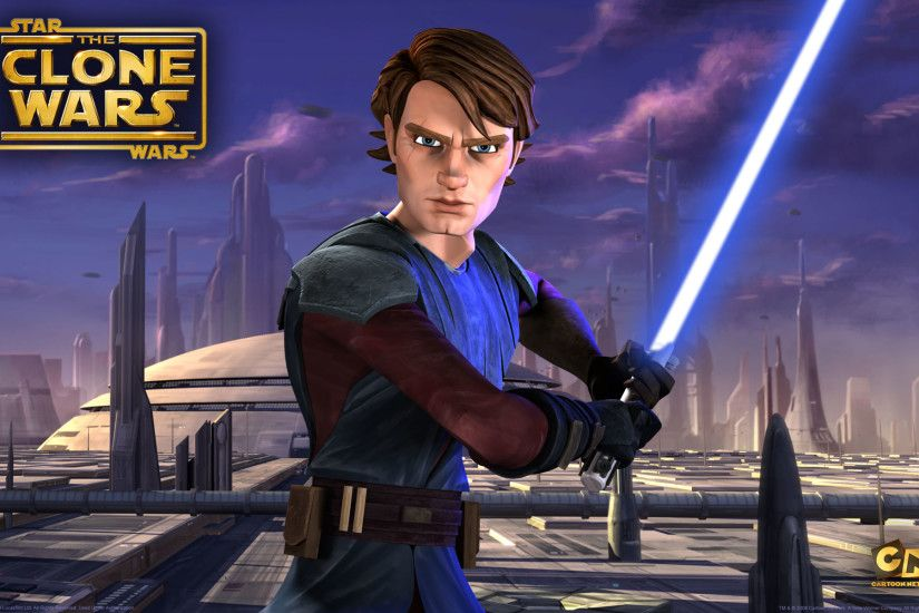 Anakin Skywalker from The Clone Wars wallpaper - Click picture for high  resolution HD wallpaper