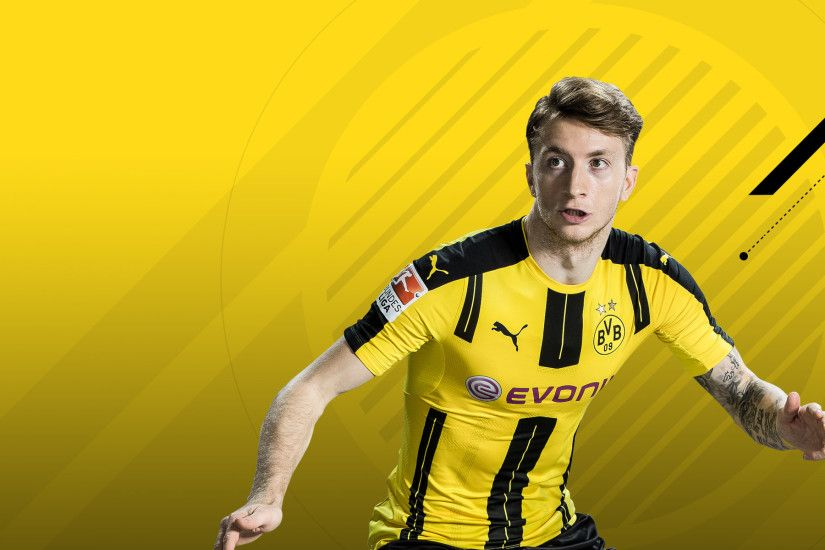 Download FIFA 17 Wallpaper – Marco Reus