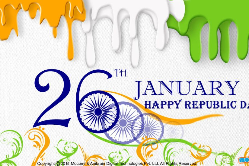 Happy Republic Day Wallpaper-3