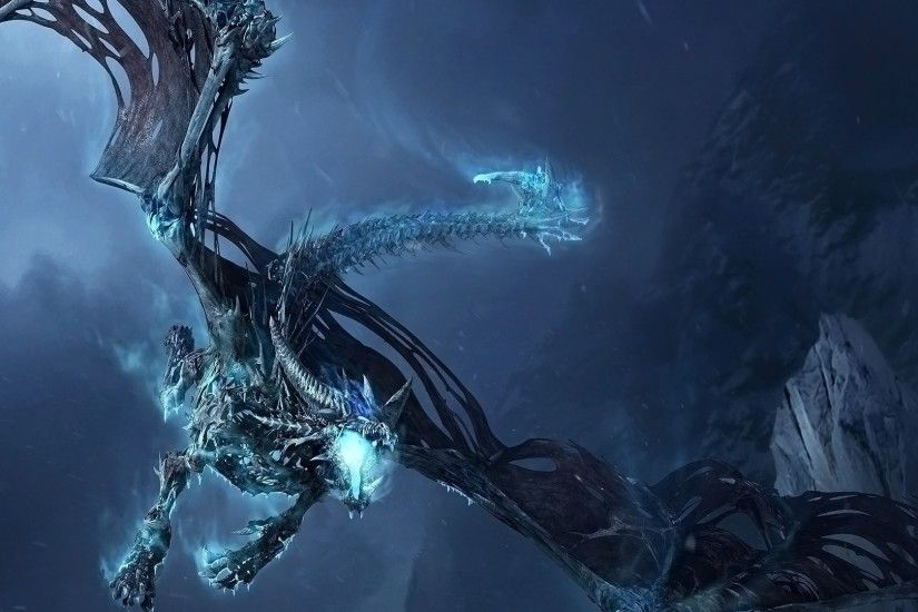dragon, World Of Warcraft, World Of Warcraft: Wrath Of The Lich King  Wallpapers HD / Desktop and Mobile Backgrounds