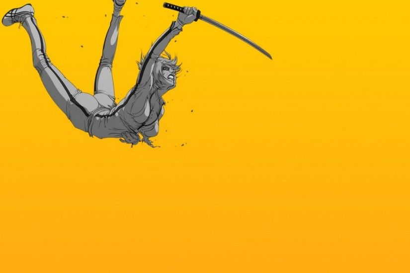 HD Wallpaper | Background ID:398909. 1920x1200 Artistic Kill Bill