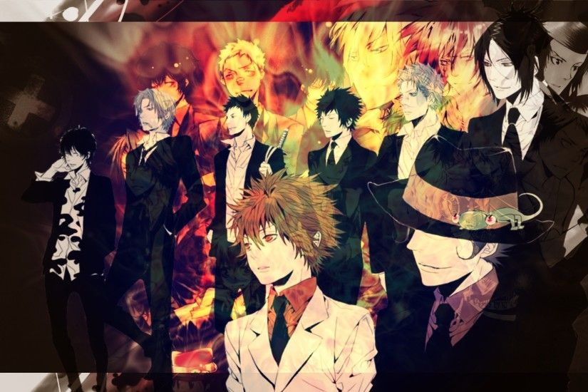 Hitman Reborn Arcobaleno Wallpapers High Definition with HD Wallpaper  Resolution