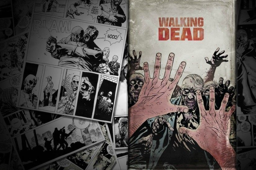 The Walking Dead [10] wallpaper