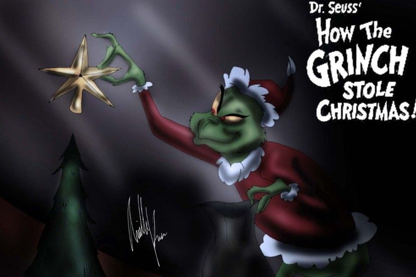 How the Grinch Stole Christmas Desktop Backgrounds