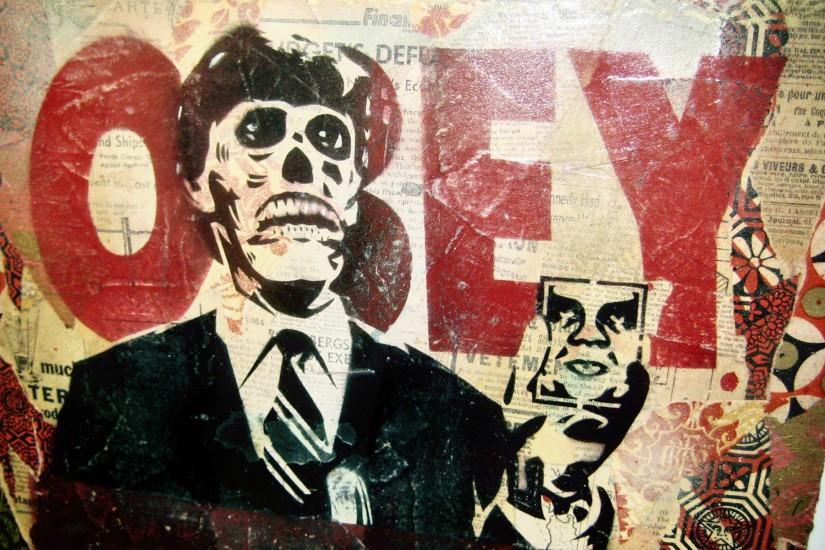 Obey Wallpapers High Quality Free Download.